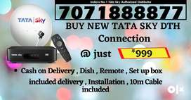 Dhamaka Offer - Tata sky DTH -Airtel Dish tv D2H Tatasky - All India