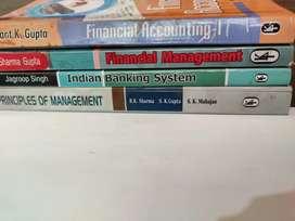 BCOM 1st semester books