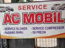 Service AC MOBIL panggilan