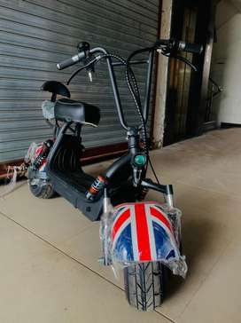 New Imported Battery Opreated City Coco Bikes For Adults
