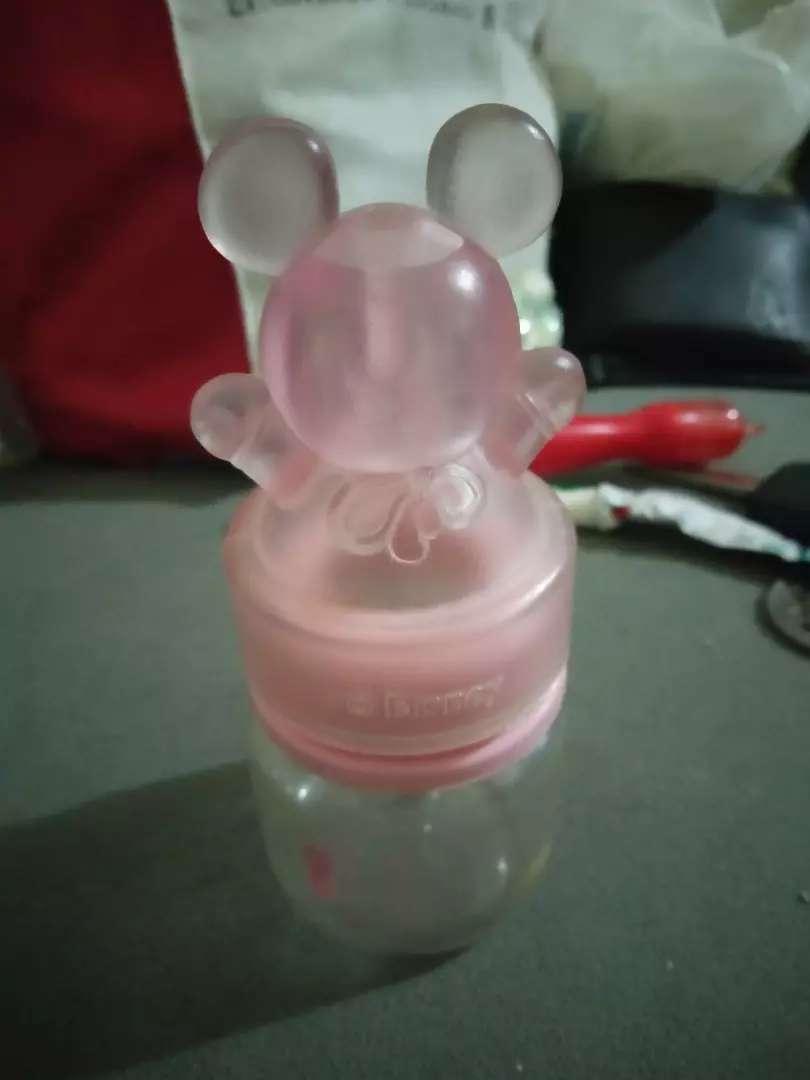 Botol susu ukuran 50ml lynea edition