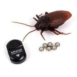 Giant Roach Mainan Prank Kecoa Dengan Remot Kontrol - H1