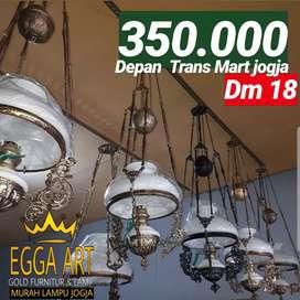 Lampu Antik Jogja Depan Trans Mart