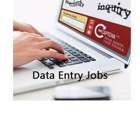 Online Typing jobs in Delhi