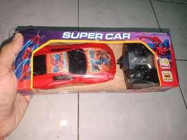 Mainan mobil remote control RC