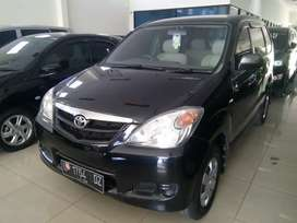 Toyota Avanza E 1.3 mt vvt-i tahun:2010