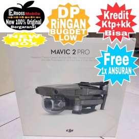 DJI Mavic 2 Pro Drone New Cash/Kredit DP6Jtaan Pasti Aj