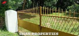 Mixed farmland with house for sale in Palakkad, Kerala