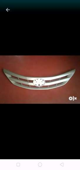 Toyota etios front grill