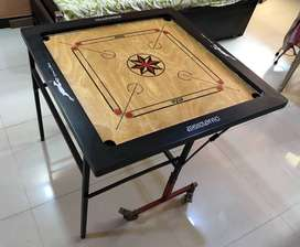Carrom Board with Stand