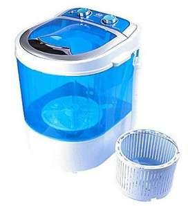 DMR 3 kg Portable Mini Washing Machine with Dryer Basket