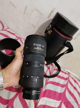 Lensa Nikon ED AF Nikkor 80-200mm 2.8 Gen III