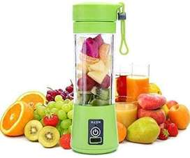 Rechargeable mini portable juicer 380ml