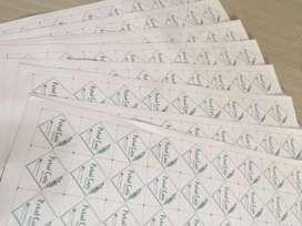 cetak stiker murah palembang