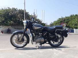 Bullet 500cc STD with Electric start