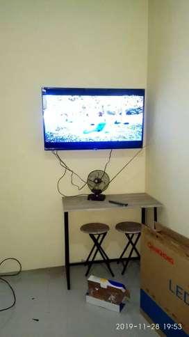 Briket kuat dan tebal siap di pasang di tv LED LCD anda