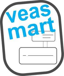Komputer Software VEAS Toko Apotik Grosir Retail Kelontong T-Bangunan