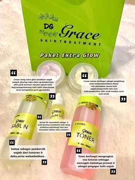 Paket Cream grace extra glow