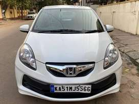 Honda Brio S Manual, 2016, Petrol