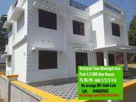 Kottayam  Kanjikuzhy 4 BHK 2500 Sqft 80 lakh