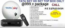 TATA SKY FESTIVAL OFFER WITH 600₹ DISCOUNT OFFER