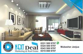 2 Beds TV Lounge Apartment Family Living NUST Road Sector H 13