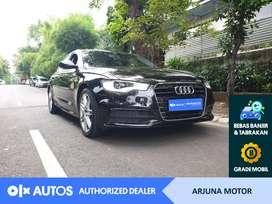 [OLX Autos] Audi A6 2013 2.8 A/T Bensin Hitam #Arjuna Motor