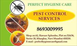 Required Pest Control Tecnicians