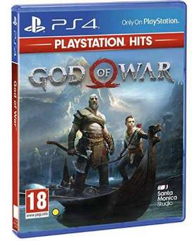 PS4 God of War (cod available )