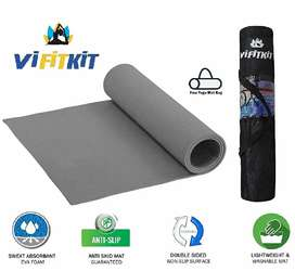 Save Flat:1050₹ | Limited Stocks| Yoga Mat with Free Bag
