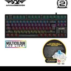 Keyboard gaming mechanical Armagedon MKA-2C