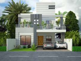 3d Front Elevation, Interior Design, 3d Visualization, 3d Animation