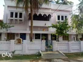 Selling independent house at prime location lbs colony srikakulam