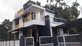 3.250 Cent land,3 Bed attached house,Edapally,Varapuzha,bus stop 50 m