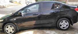 Honda city pearl black