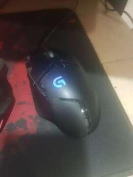 Logitech g402 mouse