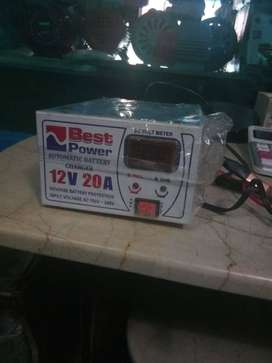 Full Automatic Battery Charger 12V - 20Amp