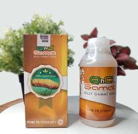 QnC Jelly Gamat Obat Herbal Multihasiat