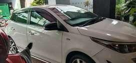 Toyota Yaris TRD matic
