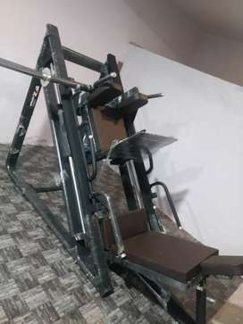 New gym setups