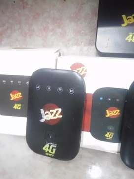 Jazz wifi for all sims