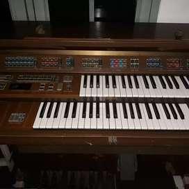 jual cepat organ/ piano