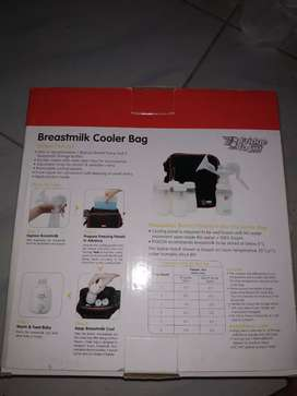 Breastfeeding cooler bag/tas ASI