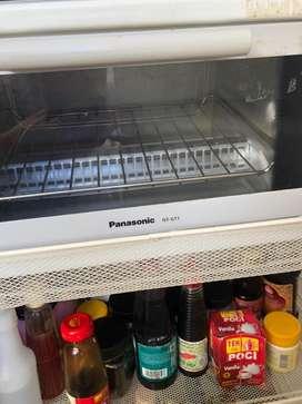 Oven Panasonic Putih
