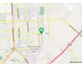 Factory for sale in north Karachi industrial area in sector 6-A