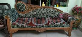 Diwan set sofa