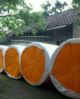 Tandon air cilacap toren 5000 liter hdpe bahan plastik