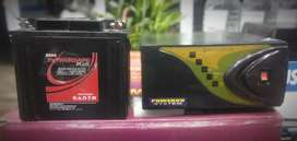 Inverter and Battery for 6000/-
