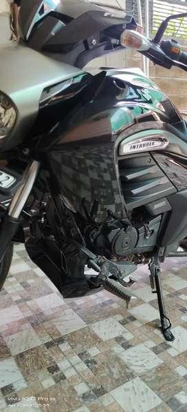Suzuki intruder brand new condition