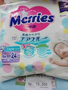 Popok bayi edisi salah beli